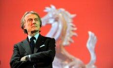 Di Montedzemolo tomēr pametīs 'Ferrari' prezidenta posteni