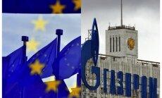 ES enerģētikas drošībai veido jaunu nozares 'sargsuni', liecina nopludināti dokumenti