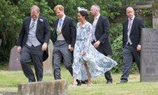 ФОТО: Меган Маркл надела платье не по размеру