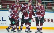 Rīgas 'Dinamo' ar 'attīrītu' sastāvu cenšas pirmoreiz šosezon uzvarēt 'Jokerit' hokejistus