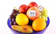 Daudzos Latvijā nopērkamos produktos atklātas pesticīdu atliekvielas; kopumā tās bijušas 45% ES pārbaudīto produktu