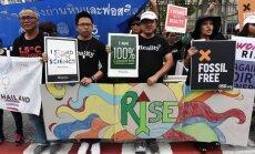 ASV tiek apsūdzēta Bangkokas klimata konferences bloķēšanā