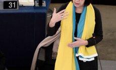 Eiropas Parlamenta deputāte Krievijā pasludināta par 'persona non grata'