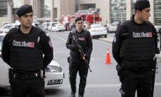 Turcijā par uzbrukuma plānošanu aiztur kreisos ekstrēmistus