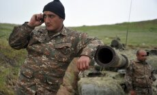 Azerbaidžāna Kalnu Karabahā iznīcinājusi Armēnijas pretgaisa aizsardzības sistēmu