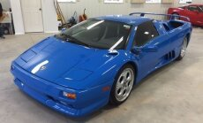Foto: Par Donalda Trampa 'Lamborghini' sola 460 tūkstošus dolāru