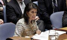 Постпред США при ООН заявила о невозможности отказа от ядерного оружия