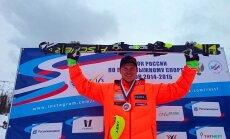 Kalnu slēpotājs Kristaps Zvejnieks pasaules rangā apsteidzis slaveno Kosteliču