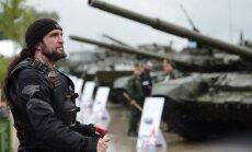 Aktīviste: 'Night Wolves' braucieni ir gatavošanās Baltkrievijas aneksijai