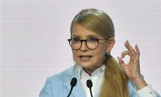 Тимошенко предложила укрепить украинскую армию, чтобы вернуть Крым и Донбасс