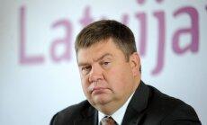 Калвитис: новые министры похожи на загнанных лошадей