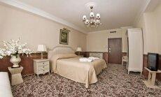 Президентский номер, в котором жила Алла Пугачева и (возможно) Максим Галкин. Фото - Baltic Beach Hotel