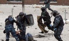 Ziņojums: Maidana aktīvisti uzskata, ka viņus spīdzinājuši Krievijas specdienestu darbinieki