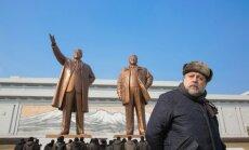 Režisors Vitālijs Manskis: labāk nāvessods, nekā dzīve Ziemeļkorejā