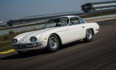 Foto: 'Lamborghini' restaurējis savu pirmo sērijveida modeli
