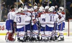 Pārtrūkst Bostonas 'Bruins' uzvaru sērija NHL čempionātā