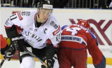 Paziņots Latvijas hokeja izlases sastāvs otrajai pārbaudes spēlei pret Vāciju
