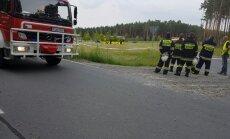 Польша: в автобусе Ecolines искали бомбу и возможного террориста, полиция перекрывала магистраль