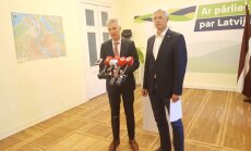 """Кариньш: """"Новое единство"""" не собирается создавать политические блоки"""