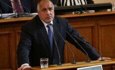 Bulgārijas parlaments apstiprina premjera amatā Boiko Borisovu