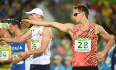 Pieccīņnieki Švecovs un Nakoņečnijs izcīna bronzu Eiropas čempionāta stafetē
