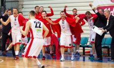 'Jēkabpils' negaidīti 'Adaris' LBL mačā uzvar čempionus 'VEF Rīga'