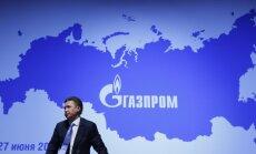 Krievijas ekonomikas krīze: 'Gazprom' peļņa pērn sarukusi par 70%