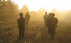 Лиегис: нужно брать пример с Литвы и укреплять роль гражданских лиц в обороне страны