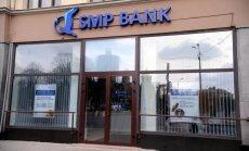 Sankciju ēnas skartā Latvijas 'SMP Bank' maina nosaukumu