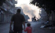 Sīrijā atslēgts internets