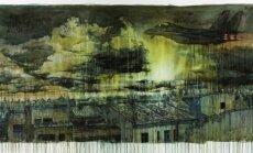 Izstāžu zāle 'Arsenāls' skatāma vērienīga izstāde 'Akvarelis Latvijā. 19. – 21. gadsimts'