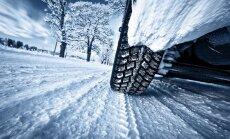 CSDD aicina izvēlēties laika apstākļiem un satiksmes drošībai atbilstošas riepas