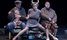 Jaunais Rīgas teātris dodas viesizrādēs uz Itāliju