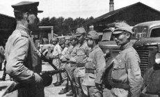 Atskats vēsturē: Piecas dienas pēc Japānas padošanās PSRS beidza karot Mandžūrijā