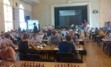 RTU notiek šaha čempionāts - aculiecinieka foto