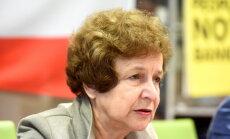 ЦИК исключила Жданок из списка кандидатов в депутаты Сейма