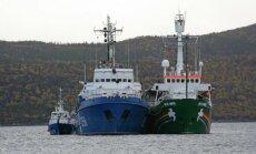 Krievija noraida starptautiskās tiesas spriedumu par kompensāciju 'Greenpeace' kuģa lietā