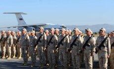 Pentagons skeptisks par Putina solījumu izvest karaspēku no Sīrijas
