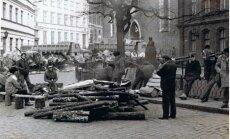 Rīgā sāksies barikāžu atceres pasākumi