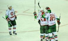 'Ak Bars' hokejists Zaharčuks saņem trīs spēļu diskvalifikāciju; izlaidīs cīņu pret Rīgas 'Dinamo'