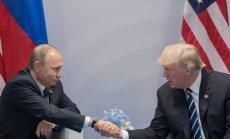 Трамп и Путин договорились о перемирии в Сирии