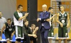 'Valmiera/ ORDO' pēc pēdējā laika neveiksmēm atlaiž treneri Zvirgzdiņu
