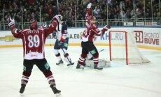 Rīgas 'Dinamo' gūst pārliecinošāko uzvaru pēdējās sezonās