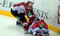 Rīgas 'Dinamo' dramatiskā cīņā piekāpjas Maskavas CSKA