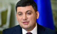 Ukrainas premjers draud atkāpties, ja netiks izveidota neatkarīga tiesa