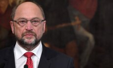 Vācijas sociāldemokrātu līderi noraida mērķi aizsardzībai atvēlēt 2% no IKP