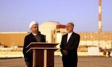 Ženēvā sākas jauns ASV-Irānas kodolsarunu raunds