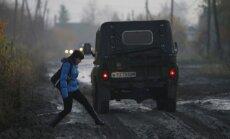 Krievijas ierēdnis Protopopovs pamanījies nozagt 50 kilometrus ceļa