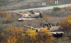 Западные СМИ: Наращивание присутствия США в Балтике даст мало преимуществ