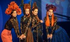 Rīgā noticis Baltijā vērienīgākais matu modes šovs